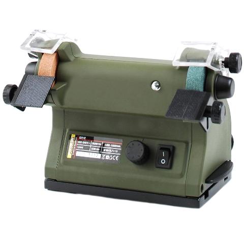 מכונת ליטוש / פוליש שולחנית - PROXXON SP/E PROXXON