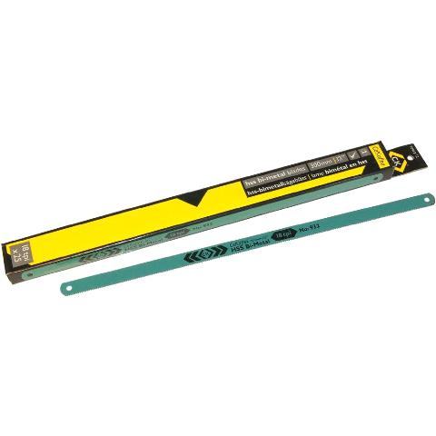 חבילת להבים גדולה למסור ידני מקצועי - 18TPI - 300MM CK TOOLS