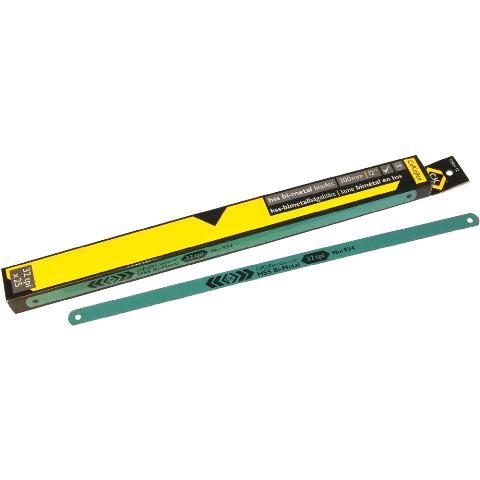 חבילת להבים גדולה למסור ידני מקצועי - 32TPI - 300MM CK TOOLS