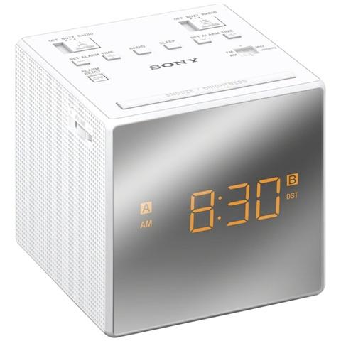 SONY FM/AM CLOCK RADIO - ICF-C1T