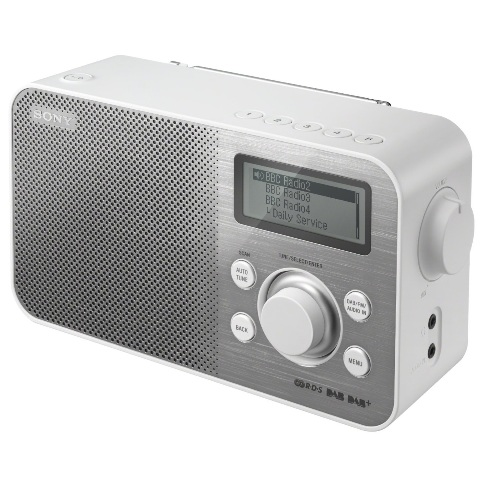 SONY PORTABLE DAB / FM DIGITAL RADIOS