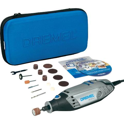 (DREMEL MULTITOOLS - 3000 SERIES (3000JA / 3000JB