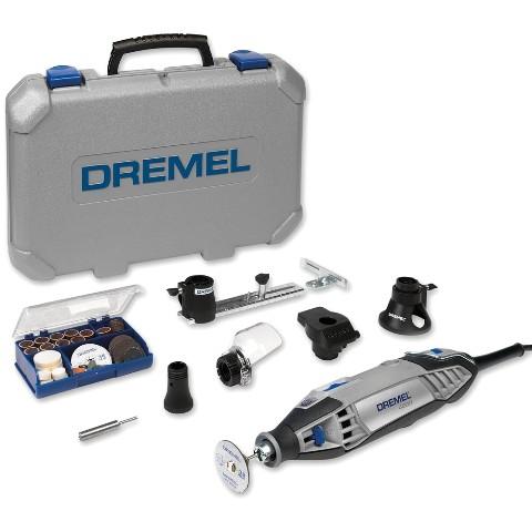 משחזת ציר חשמלית 220V - קיט 75 אביזרים - DREMEL 4200-4/75 DREMEL