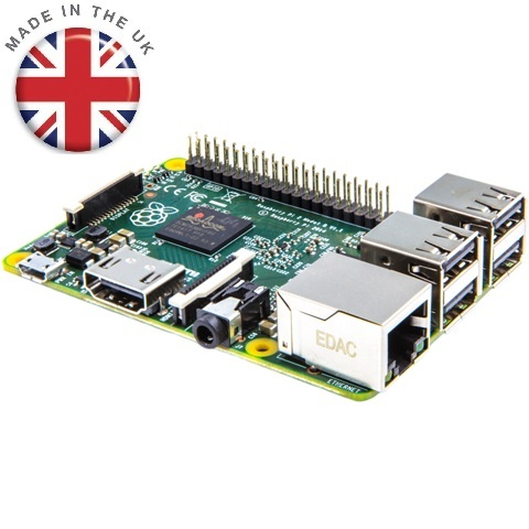 RASPBERRY PI 2 - MODEL B V1.2 1GB RASPBERRY PI