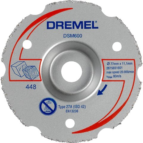 DREMEL COMPACT MULTI SAW KIT - DSM20KIT