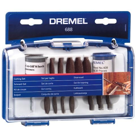 DREMEL CUTTING SET - 688