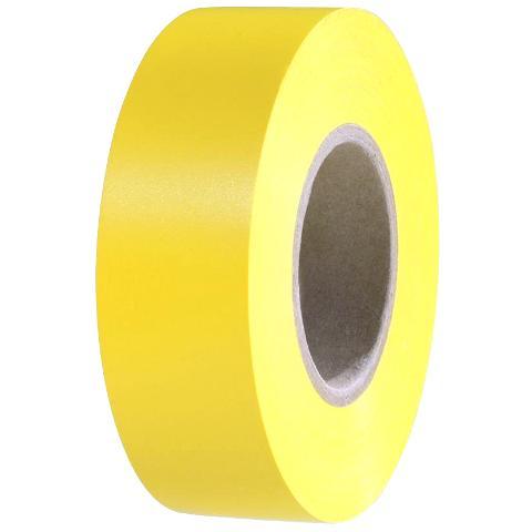 איזולירבנד איכותי צהוב - 19MM X 25M 3M