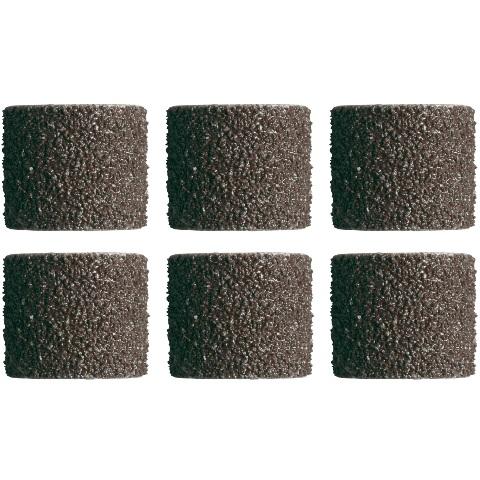 חבילת טבעות ליטוש מספר 120 למשחזת ציר - DREMEL 432 DREMEL