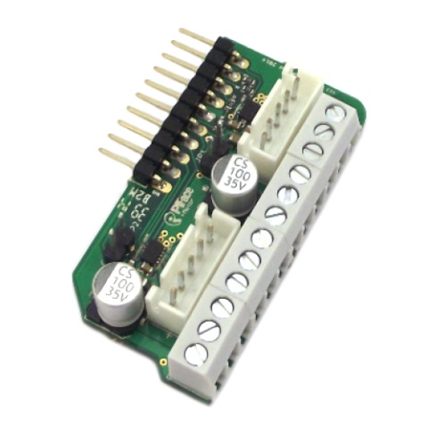 PIFACE MOTOR CONTROL EXTRA FOR THE RASPBERRY PI