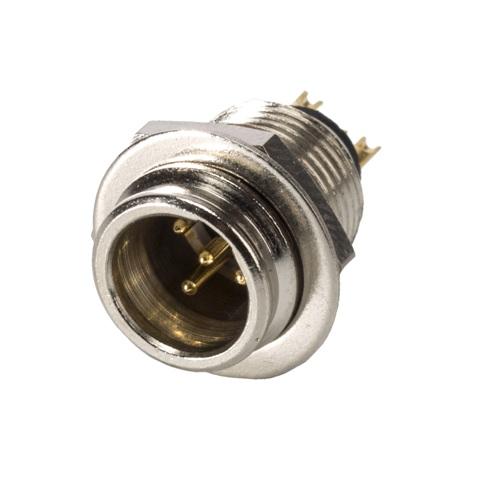 REAN TINY XLR CONNECTORS