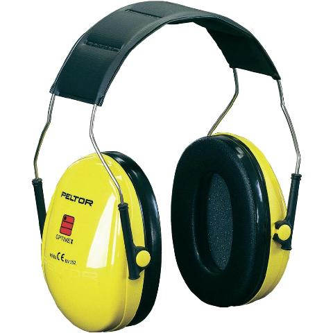PELTOR PROFESSIONAL EAR MUFFS - OPTIME I - H510A