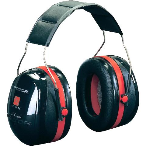 PELTOR PROFESSIONAL EAR MUFFS - OPTIME III - H520A
