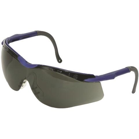 משקפי הגנה מקצועיים - סדרה T5655 - עדשה כהה HONEYWELL