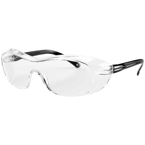 משקפי הגנה מקצועיים - סדרה T1500 - עדשה שקופה HONEYWELL