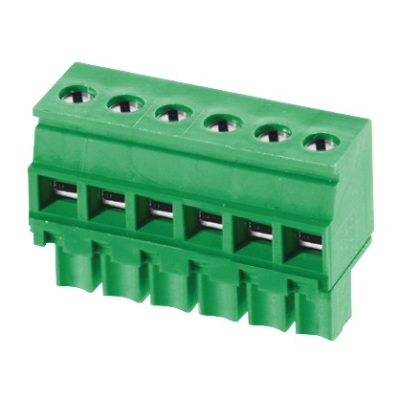 MULTICOMP 3.50MM PLUGGABLE TERMINAL BLOCK PLUGS