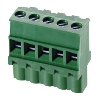 MULTICOMP 5.00MM PLUGGABLE TERMINAL BLOCK PLUGS