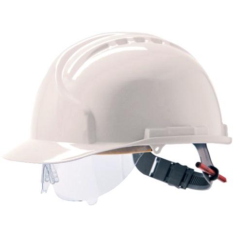 קסדת בטיחות לבנה - JSP MARK VII JSP