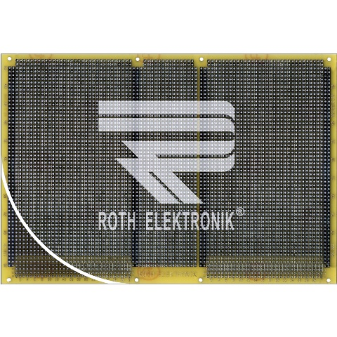 ROTH ELEKTRONIK EXPERIMENTAL BOARD - RE322