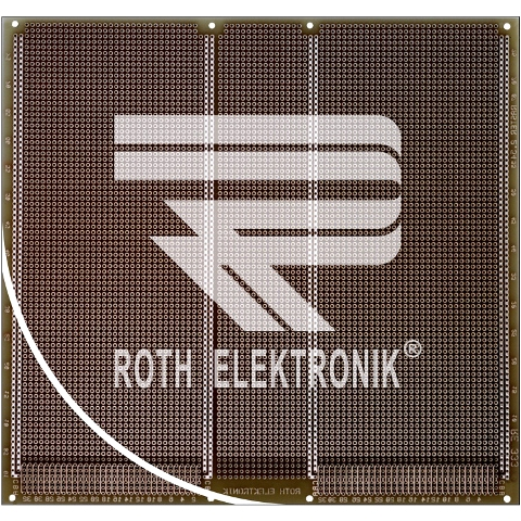 ROTH ELEKTRONIK EXPERIMENTAL BOARD - RE333