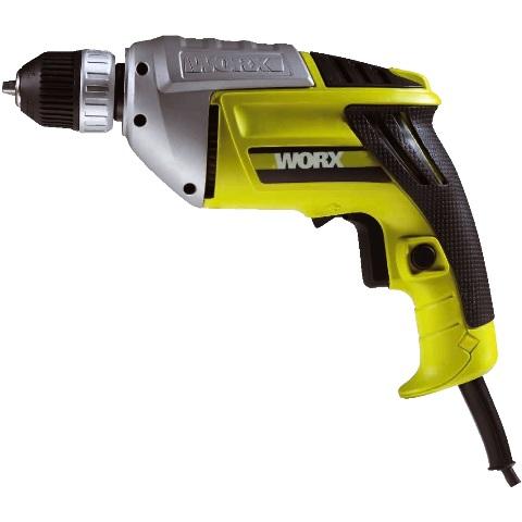מקדחה חשמלית מקצועית WORX WU100.1 - 500W WORX PROFESSIONAL