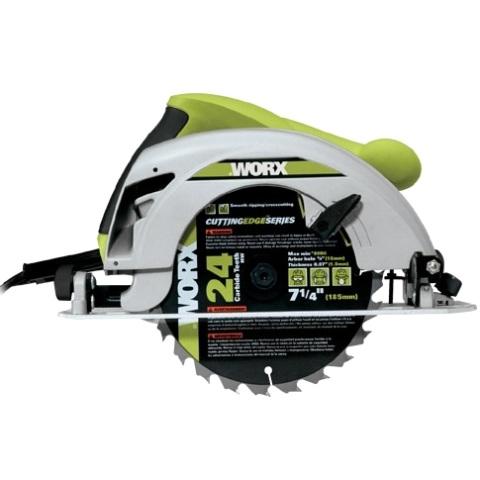 מסור עגול חשמלי מקצועי WU430.1 - 1400W