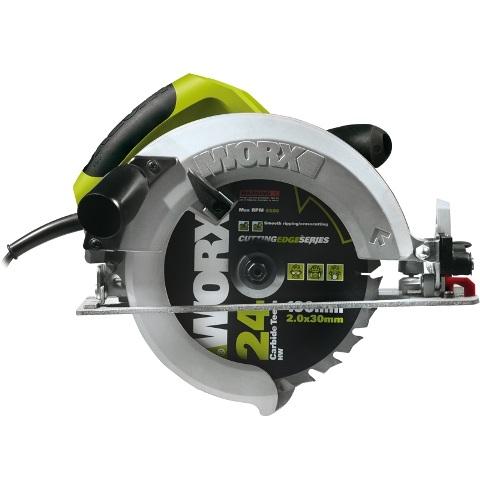 מסור עגול חשמלי מקצועי WORX WU434.1 - 1500W WORX PROFESSIONAL