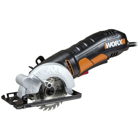 מסור יד קומפקטי WORX WX423 - 400W WORX PROSUMER