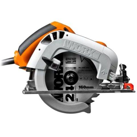 מסור עגול חשמלי WORX WX445 - 1600W WORX PROSUMER