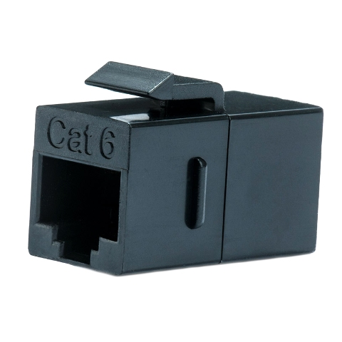 מתאם תקשורת - RJ45 (F) ~ RJ45 (F) - CAT6 MH CONNECTORS