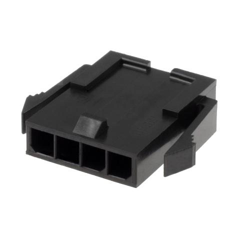 מחבר MOLEX ללחיצה לכבל - סדרת MICRO-FIT - זכר 2 מגעים MOLEX