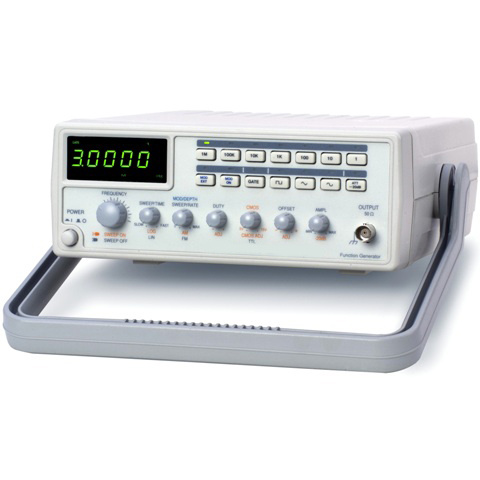 TENMA 3MHZ FUNCTION GENERATOR WITH LED DISPLAY