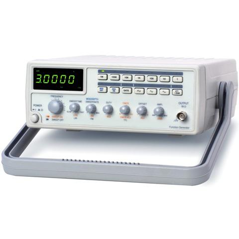 מחולל אותות שולחני - TENMA 72-7710 - 3MHZ TENMA
