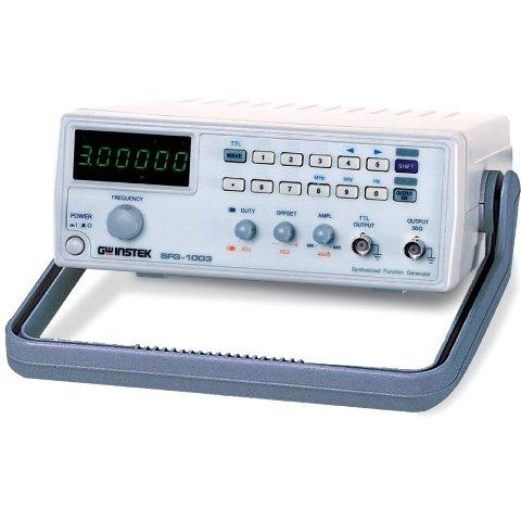 מחולל אותות שולחני - GW INSTEK SFG-1013 - 3MHZ GW INSTEK