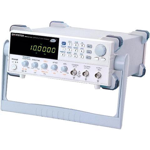 מחולל אותות שולחני - GW INSTEK SFG-2110 - 10MHZ GW INSTEK