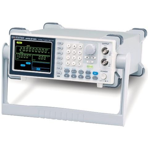 מחולל אותות שולחני - GW INSTEK AFG-2105 - 5MHZ GW INSTEK
