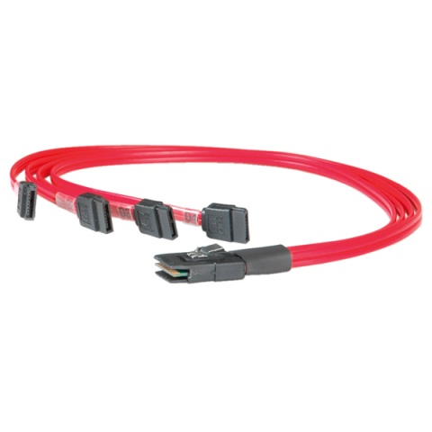 ROLINE 4XSATA TO MINI-SAS CABLE