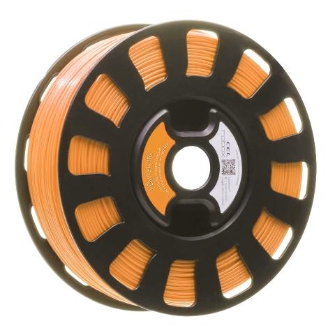 גליל חוט ABS למדפסת תלת מימד ROBOX - כתום ROBOX