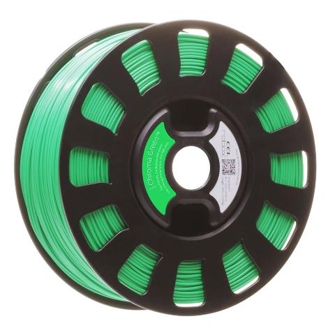 גליל חוט ABS למדפסת תלת מימד ROBOX - ירוק ROBOX