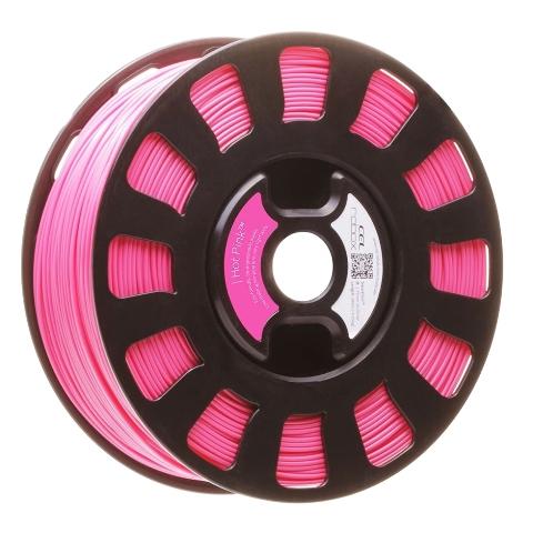 גליל חוט ABS למדפסת תלת מימד ROBOX - ורוד ROBOX