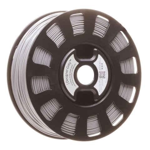 גליל חוט ABS למדפסת תלת מימד ROBOX - אפור ROBOX