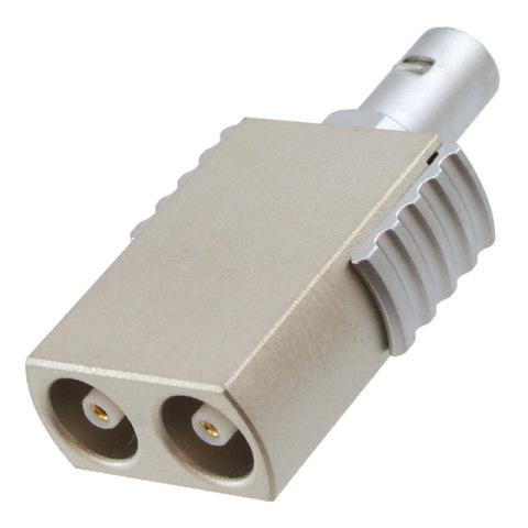 LEMO COAXIAL CONNECTORS - 00 SERIES