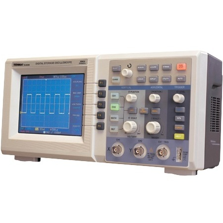 TENMA DIGITAL STORAGE OSCILLOSCOPES