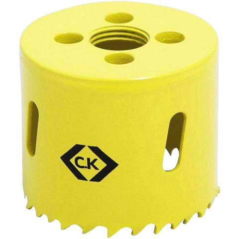 CK TOOLS PROFESSIONAL QUALITY BI-METAL HOLE SAWS