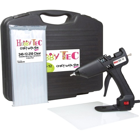 POWER ADHESIVES HOT GLUE GUN - TEC 305 SERIES