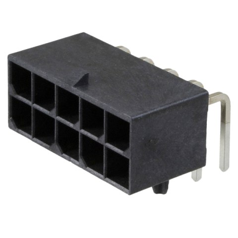 MOLEX 5.7MM PITCH CONNECTORS - MEGA-FIT 5.7 SERIES