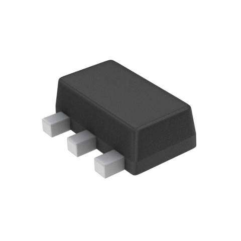 ST MICROELECTRONICS LINEAR VOLTAGE REGULATORS - SOT-89