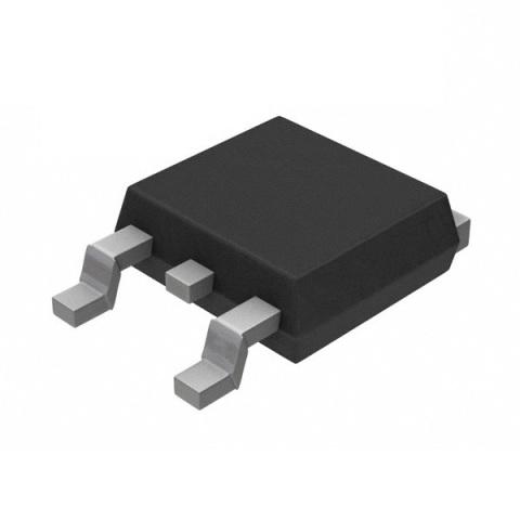 מייצב מתח - יציאה קבועה - 5V , 500MA , TO-252+ ST MICROELECTRONICS
