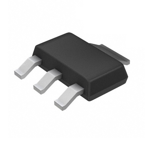 ST MICROELECTRONICS LDO VOLTAGE REGULATORS - LD1117A SERIES