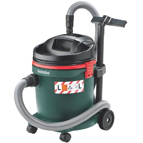 METABO 1200 WATT ALL-PURPOSE VACUUM CLEANER - ASA 32 L