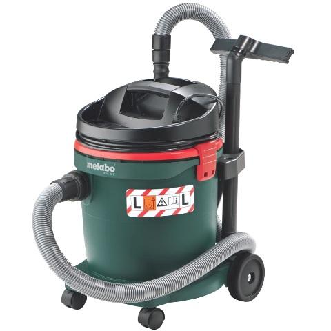 METABO 1200 WATT ALL-PURPOSE VACUUM CLEANER - ASA 32 L